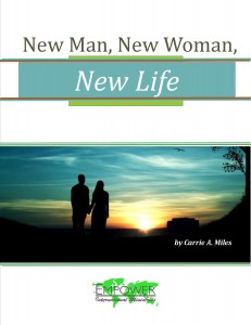 New Man New Woman Cover sunset new type